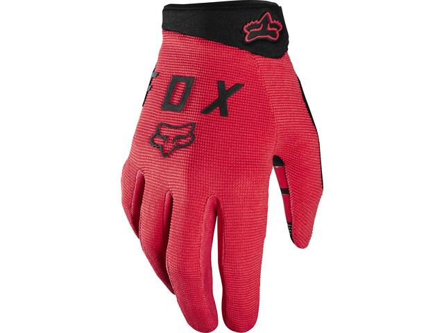 Fox Ranger Gel-Handschuhe Damen bright red